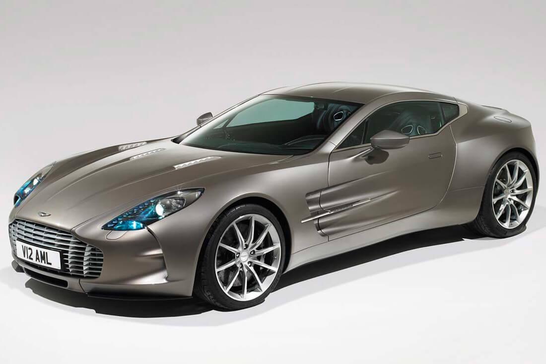 Aston Martin One 77 The Movie Ape To Gentleman
