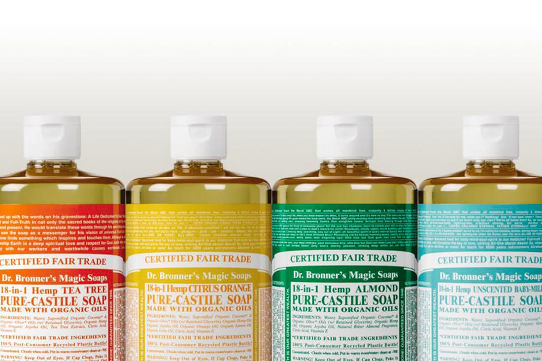 Dr  Bronner's Campaigns for Change - Ape to Gentleman