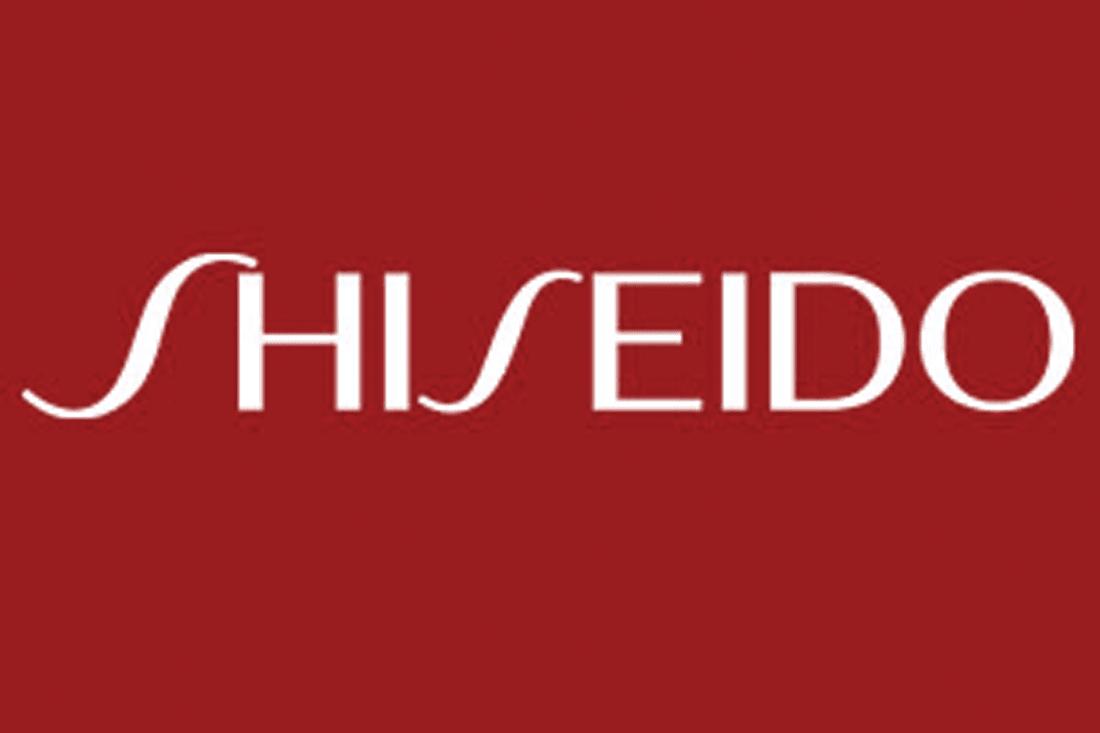 shiseido branding