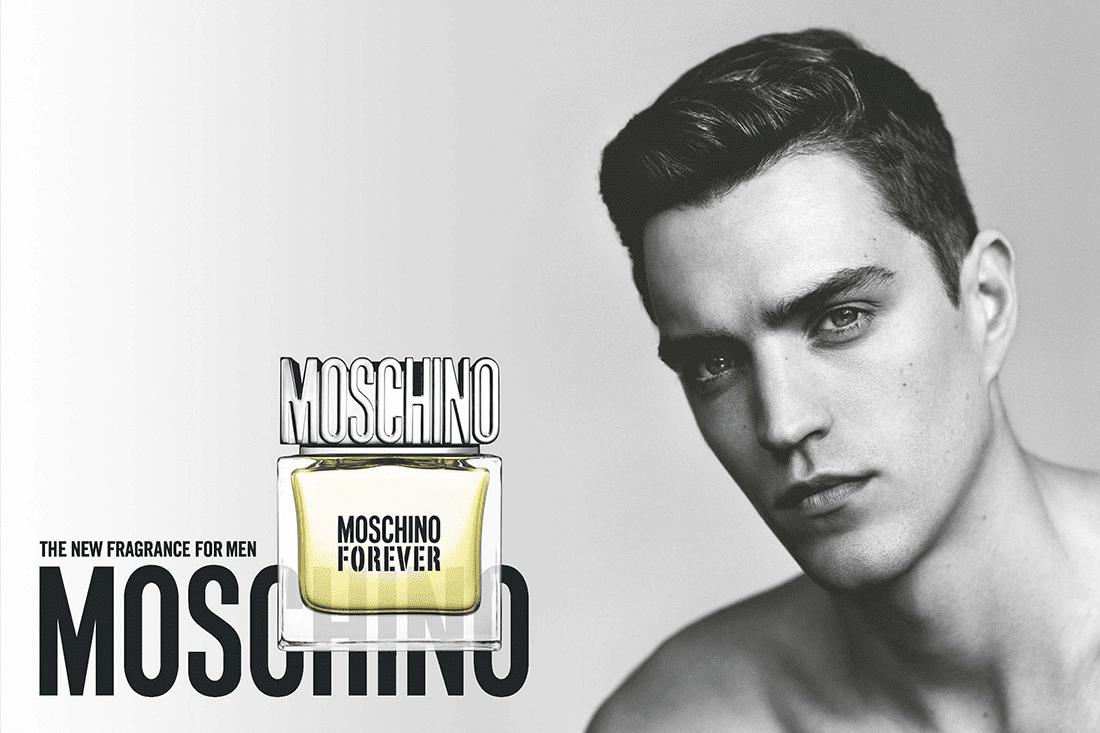 Moschino Forever x Josh Beech - Ape to Gentleman