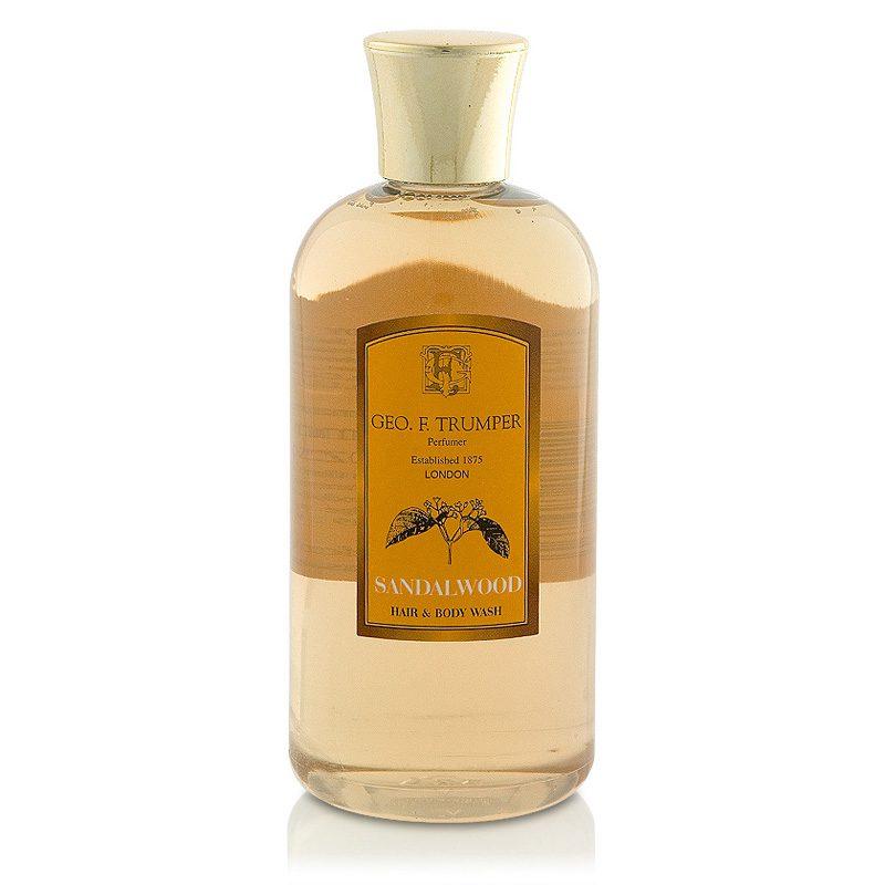 Geo F Trumper Sandalwood Hair and Body Wash