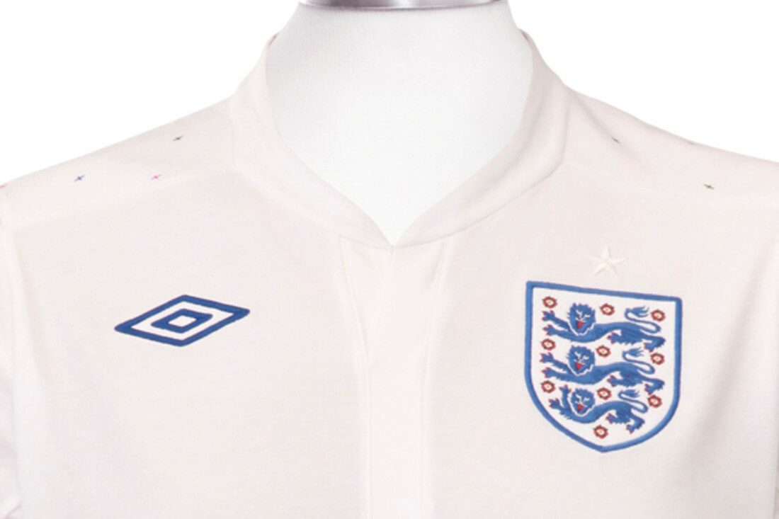 Tailored By Umbro The New England Home Kit Ape To Gentleman