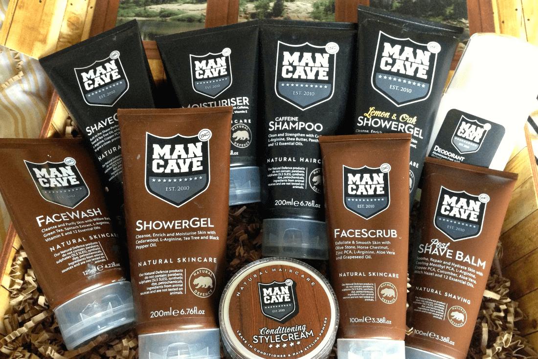 Man Cave Moisturiser : Mancave natural grooming ape to gentleman