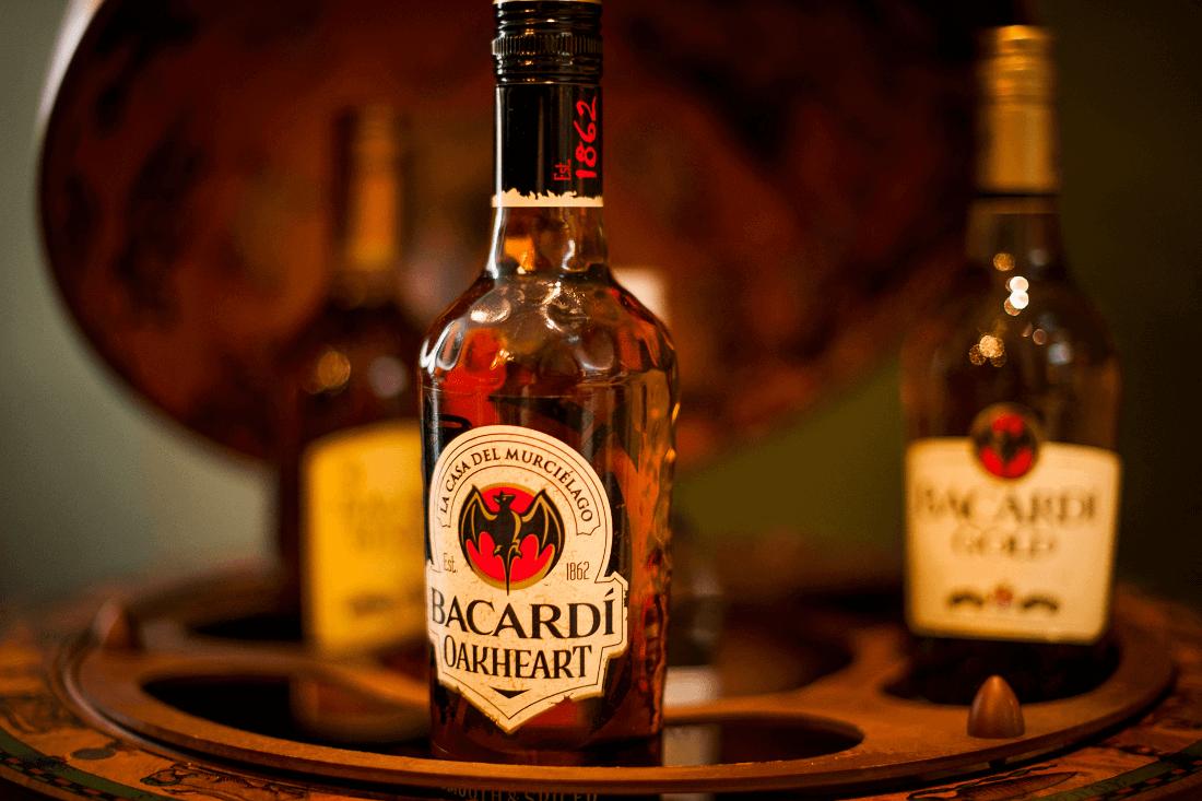 Bacardi OakHeart - Ape to Gentleman