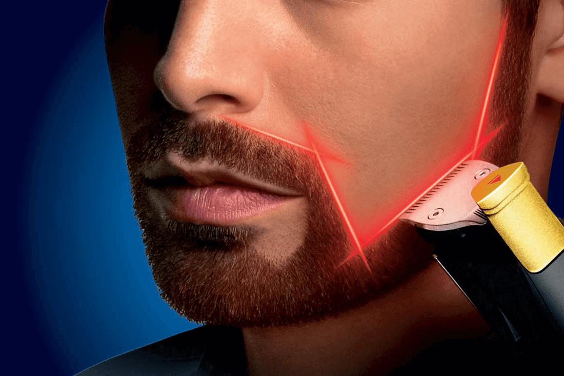 Philips Beard Trimmer 9000 - Ape to Gentleman
