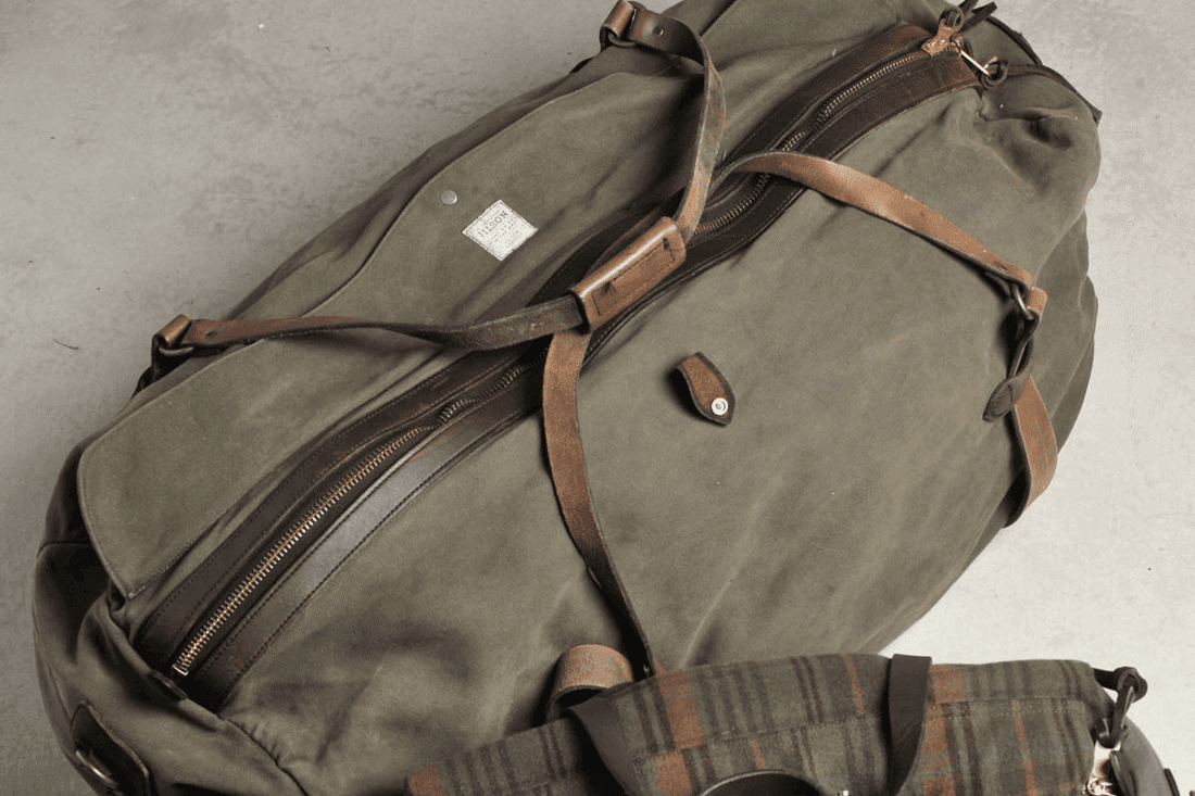 A Day In The Life Filson Bags