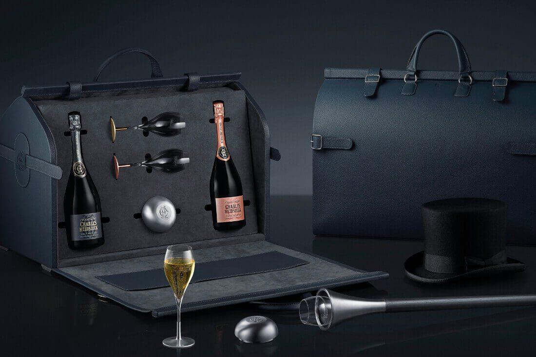 Champagne Charles Heidsieck 'Bon Voyage' - Ape to Gentleman