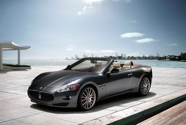 Maserati-GranCabrio-Front