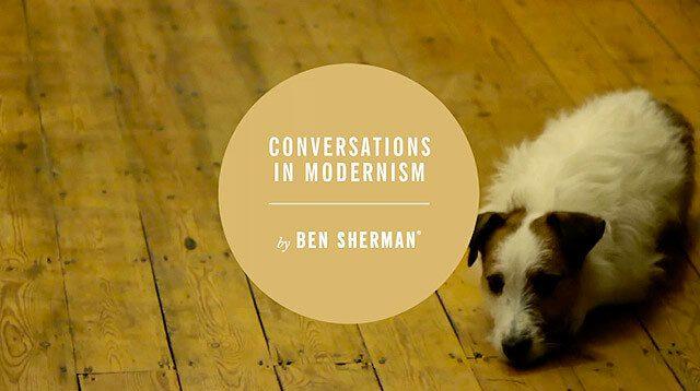 Ben-Sherman-Conversations-in-Modernism