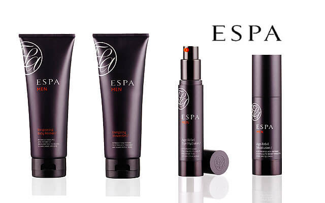 ESPA: Introducing the New Men's Collection - Ape to Gentleman