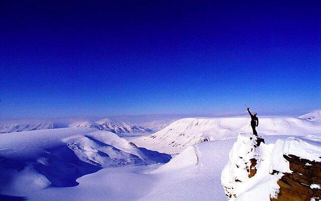 Basecamp-Spitsbergen-Norway