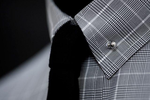 Smyth-and-Gibson-Collar-Bar-Prince-of-Wales-check