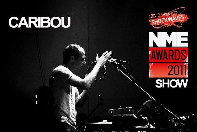 Caribou-SHockwaves-NME-Awar