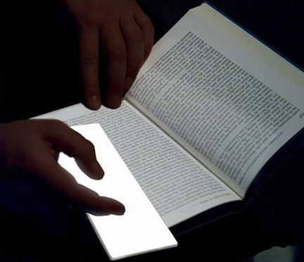 lightleaf-illuminated-bookmark