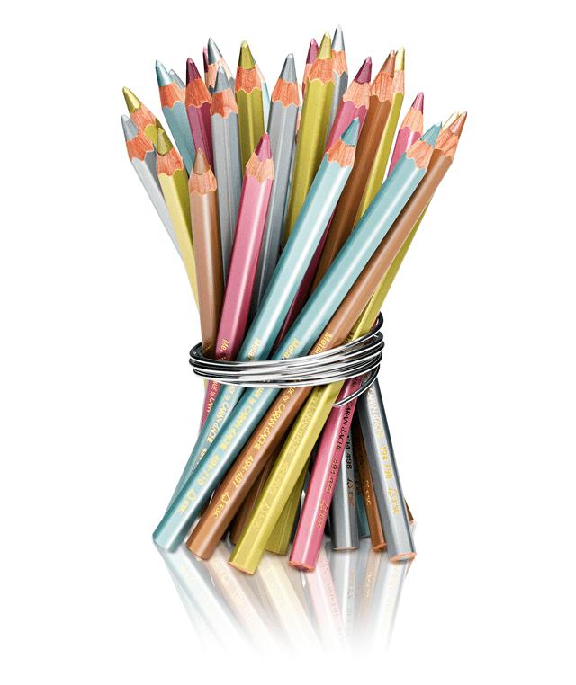 640_New-Caran-dAche-Metallic-Pencil-Collection