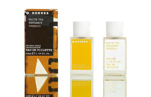 Synthesis-Free: New Korres Fragrances 2011 - Ape to Gentleman