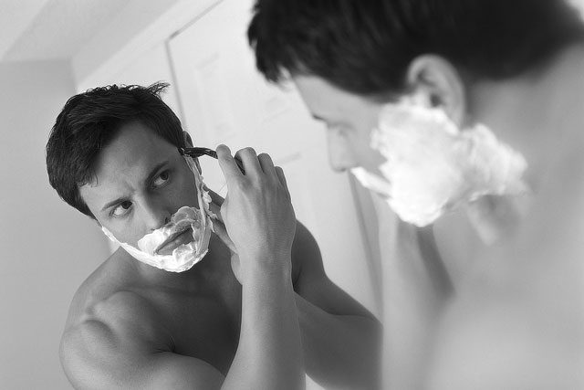 Preparing-to-Shave
