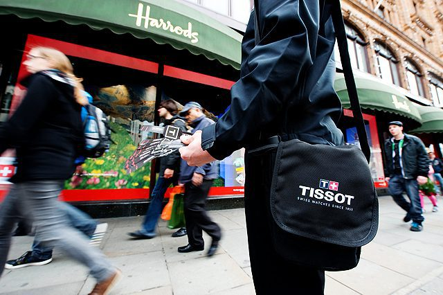 Tissot-Harrods-Display