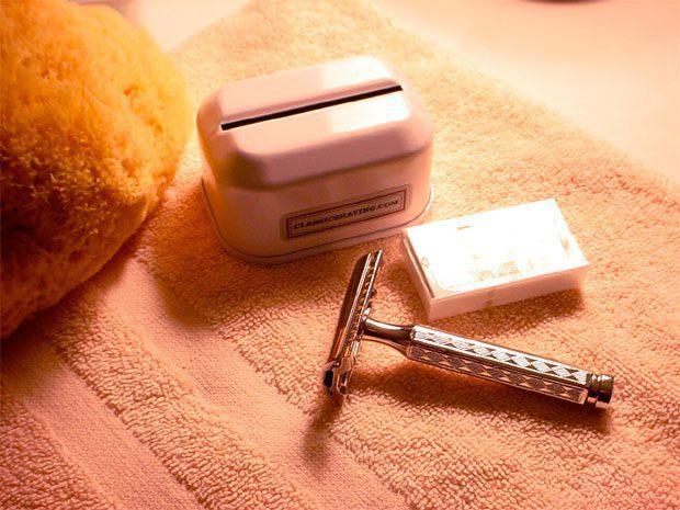 Classic-Shaving