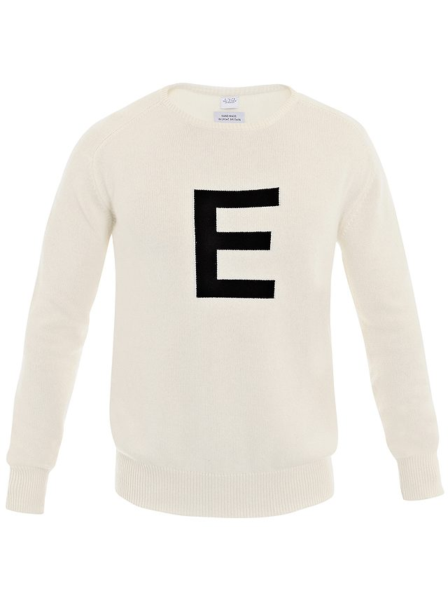 E Tautz personalised sweater