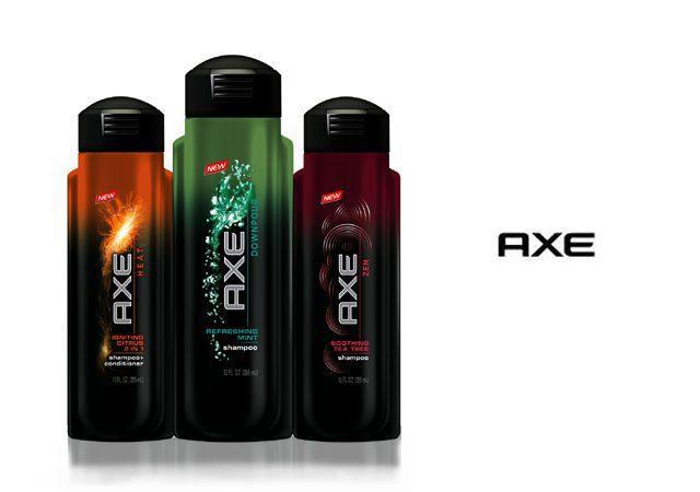 Axe-Shampoos