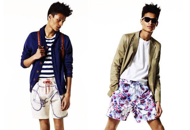 16e88c792f Topman launches The Swimwear Project, another in a series of projects where  Topman invite select designers to create a particular staple wardrobe item.