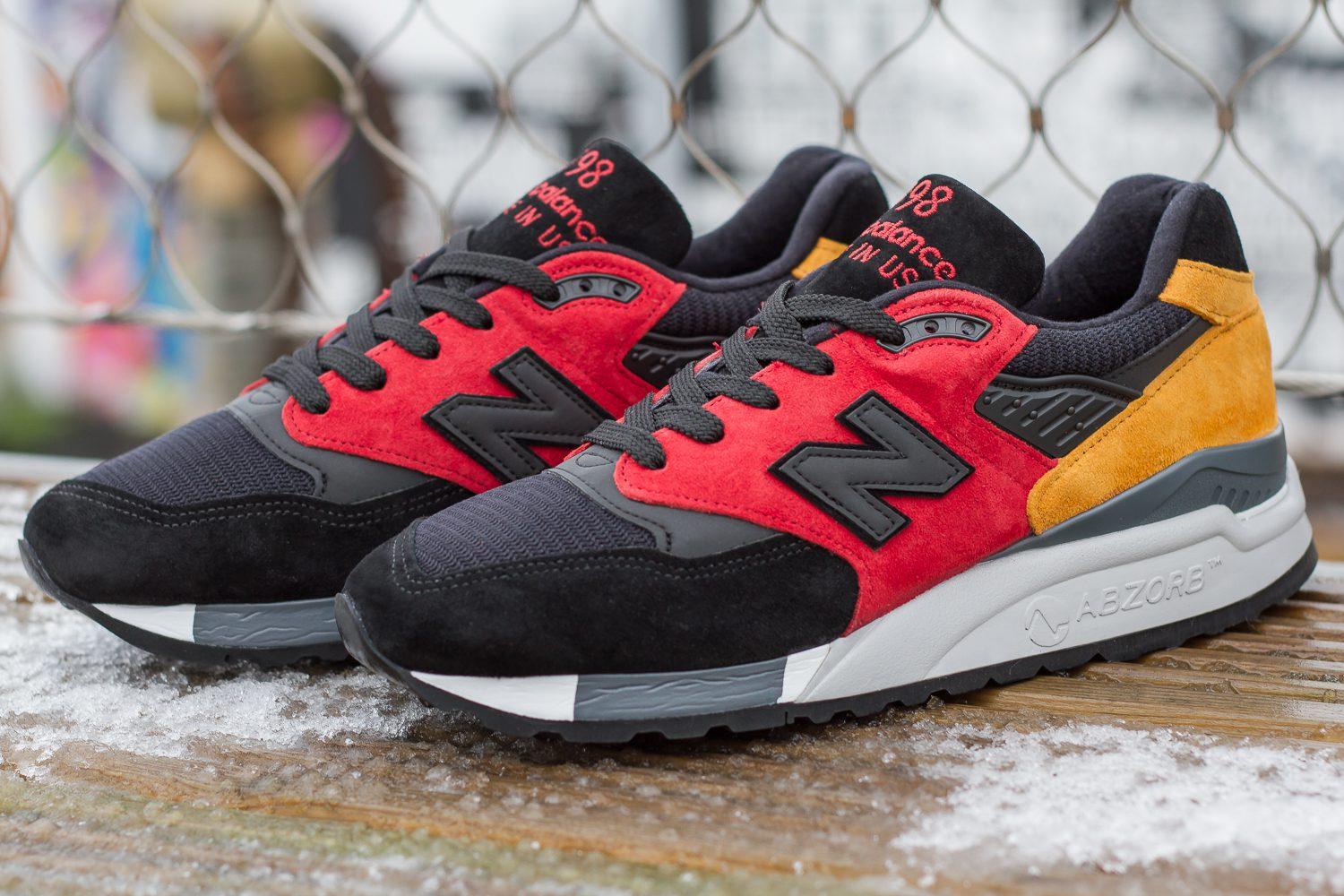Berlin Inspired New Balance 998 Made In The Usa Limited