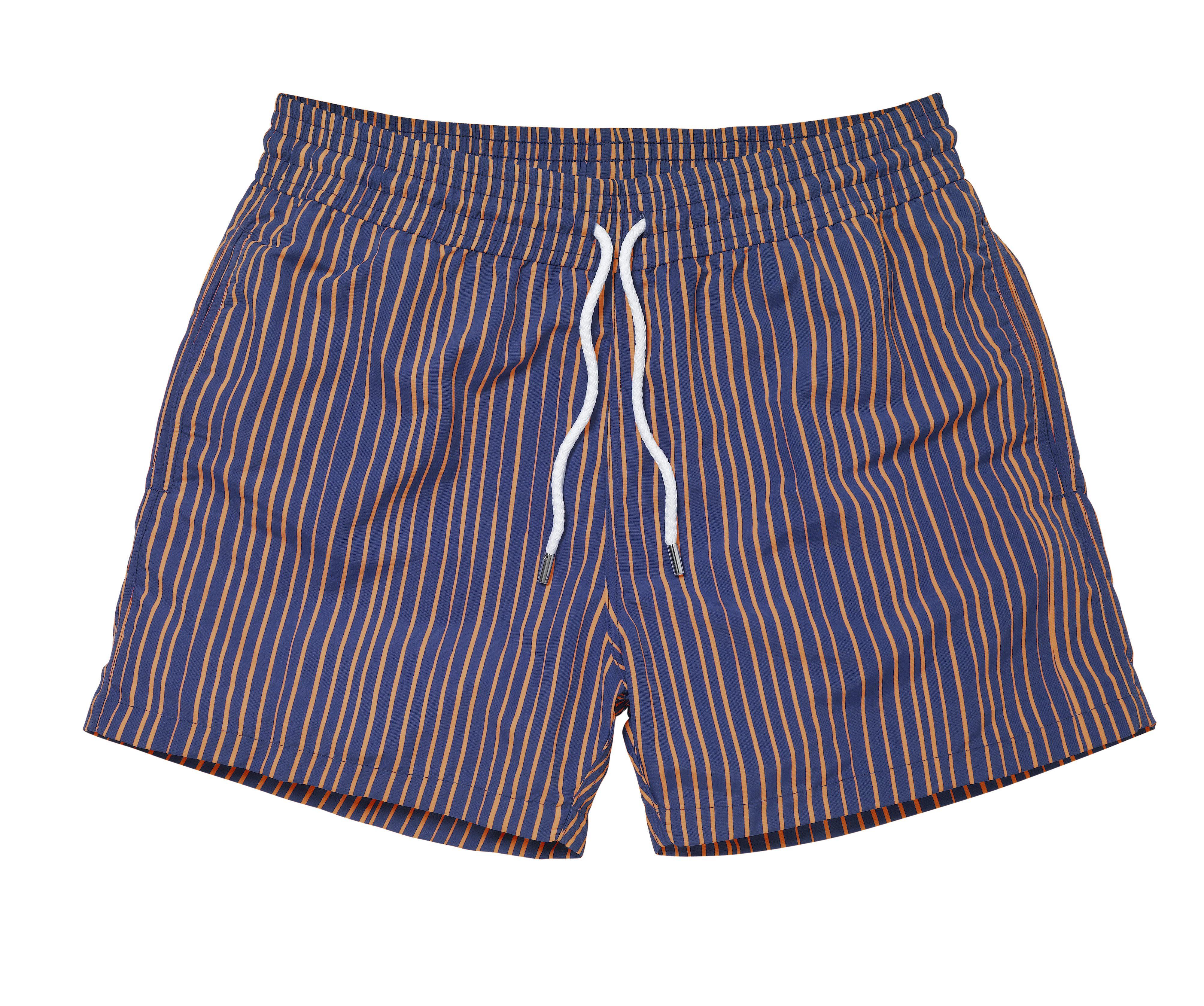 Sports Shorts Tracos Large Navy_Orange.jpg
