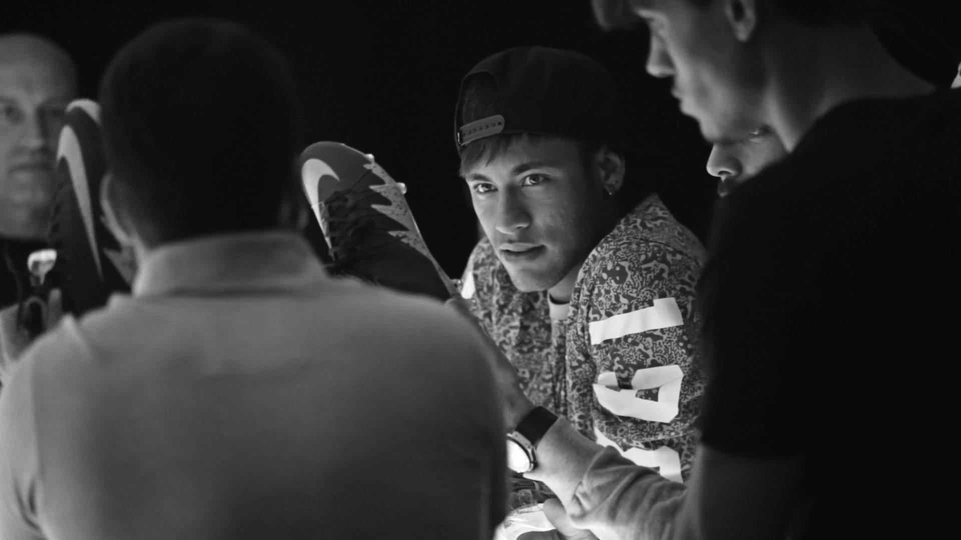 Neymar Jr X Michael Jordan Ape To Gentleman