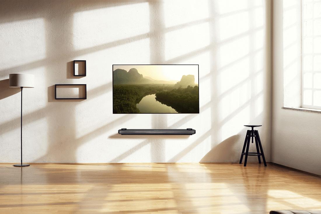 LG Signature OLED TV W - Ape to Gentleman