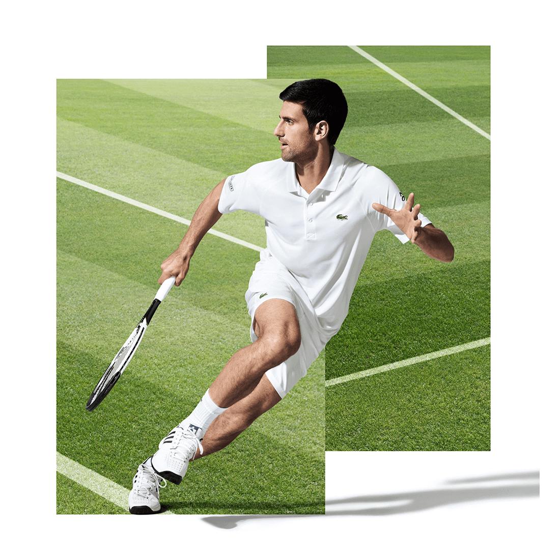 Novak Djokovic X Lacoste Ape To Gentleman
