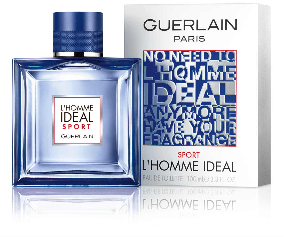 guerlain l 39 homme id al sport fragrance ape to gentleman. Black Bedroom Furniture Sets. Home Design Ideas