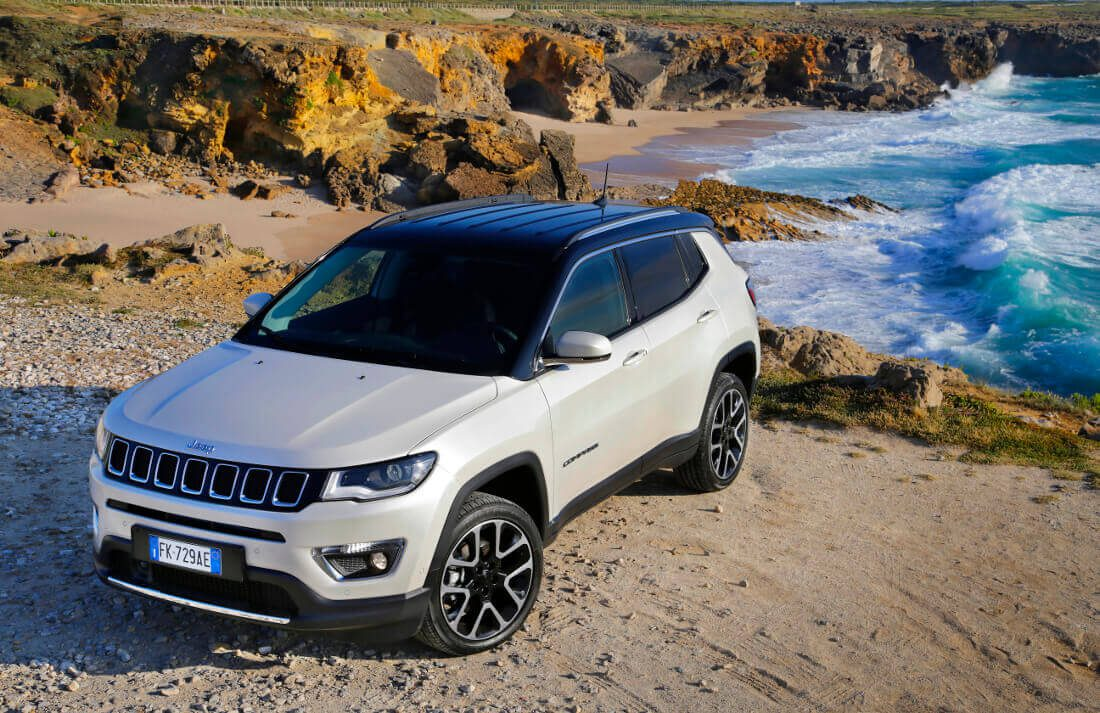 Introducing The Jeep Compass Ape To Gentleman