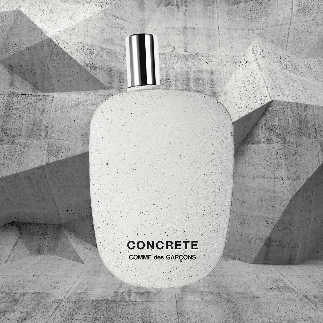 A Celebration Of Concrete: Comme Des Garçons