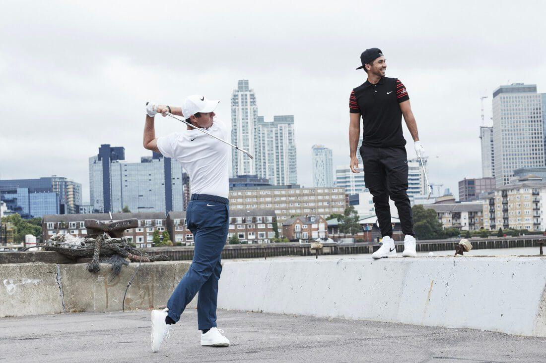 d19e8dea Rory McIlroy and Jason Day x Nike AeroReact Polo Shirt - Ape to ...