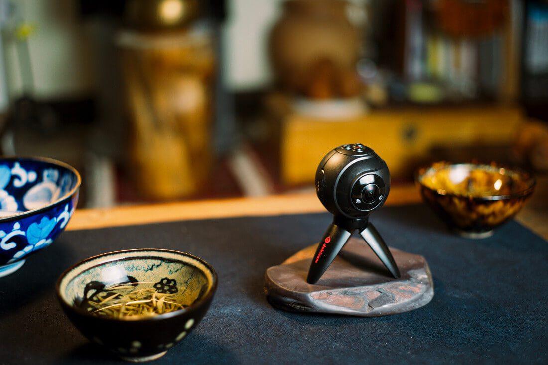DokiCam 360° Camera