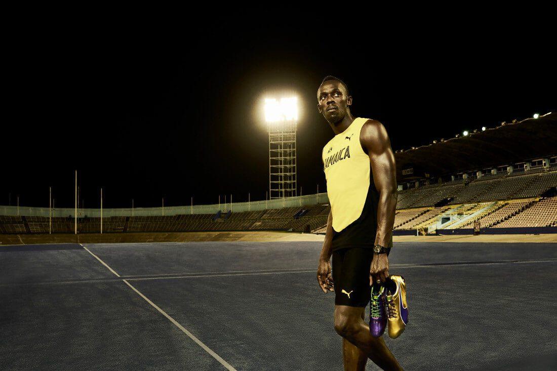 size 40 81a8e 9a352 PUMA x Usain Bolt Legacy Spikes - Ape to Gentleman