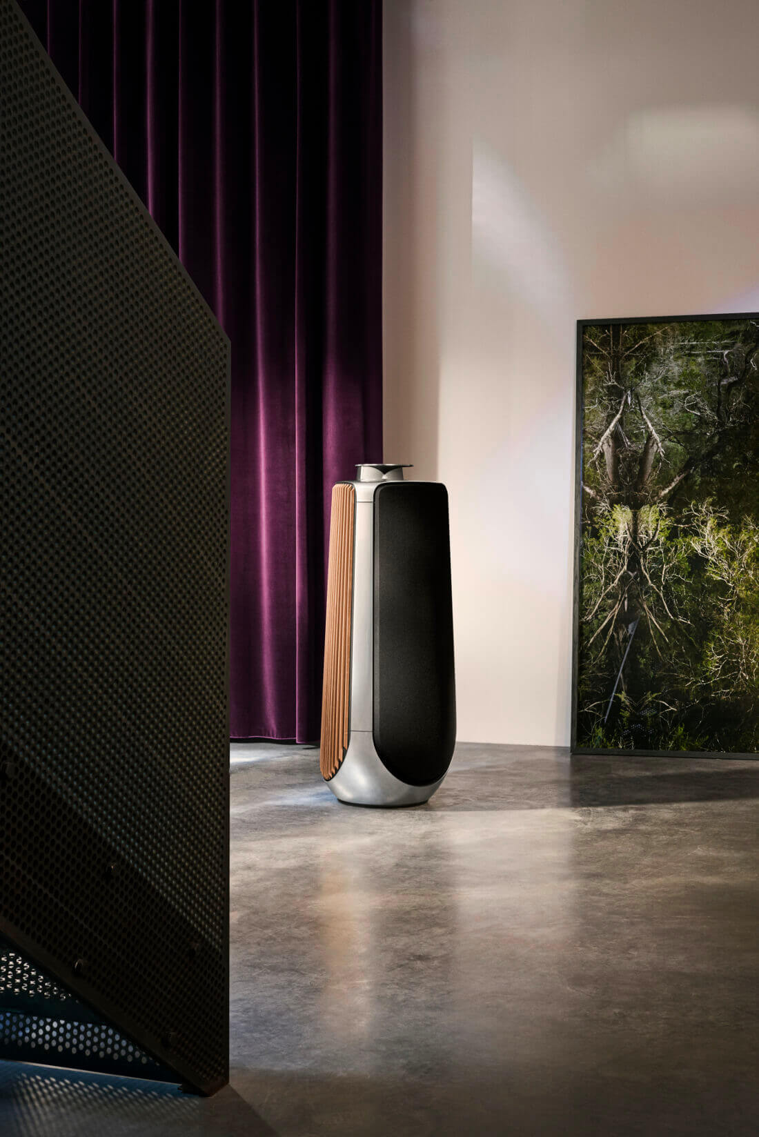 bang olufsen beolab 50 speakers ape to gentleman. Black Bedroom Furniture Sets. Home Design Ideas