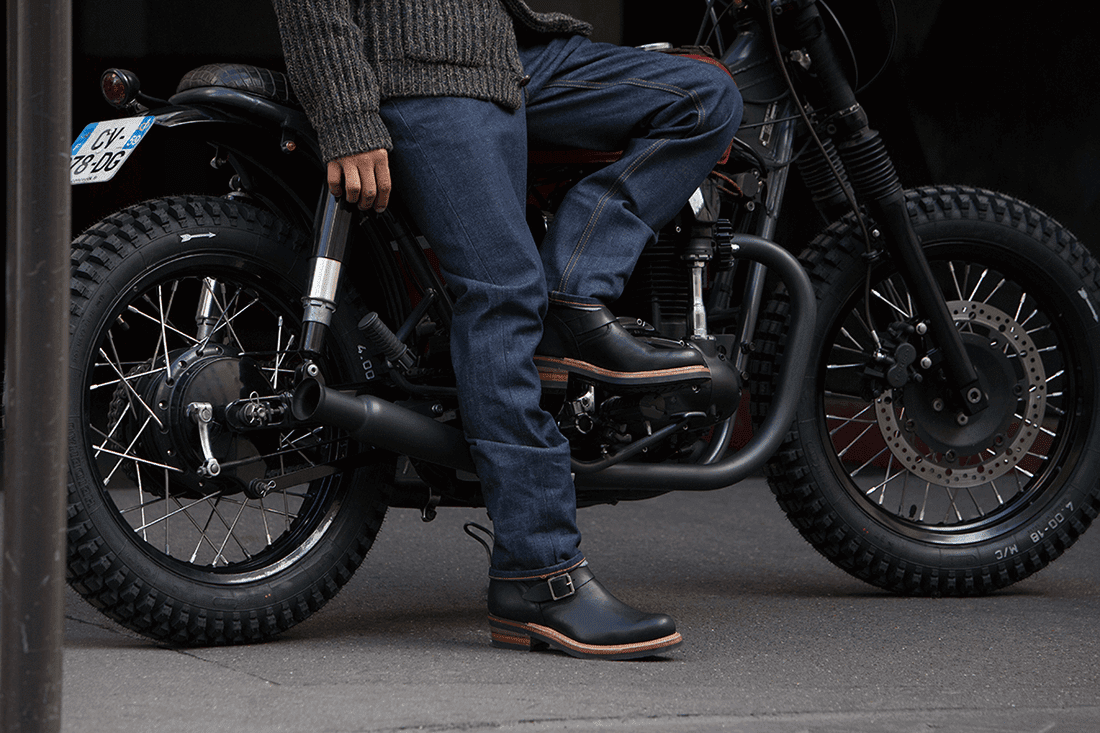 R.M.Williams x Blitz Motorcycles Footwear Collection - Ape to Gentleman