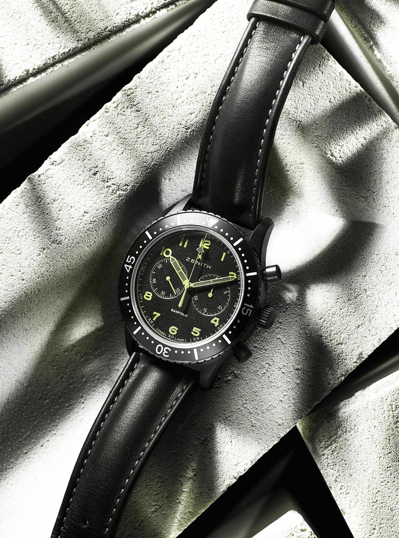 Bamford Watch Department x Zenith