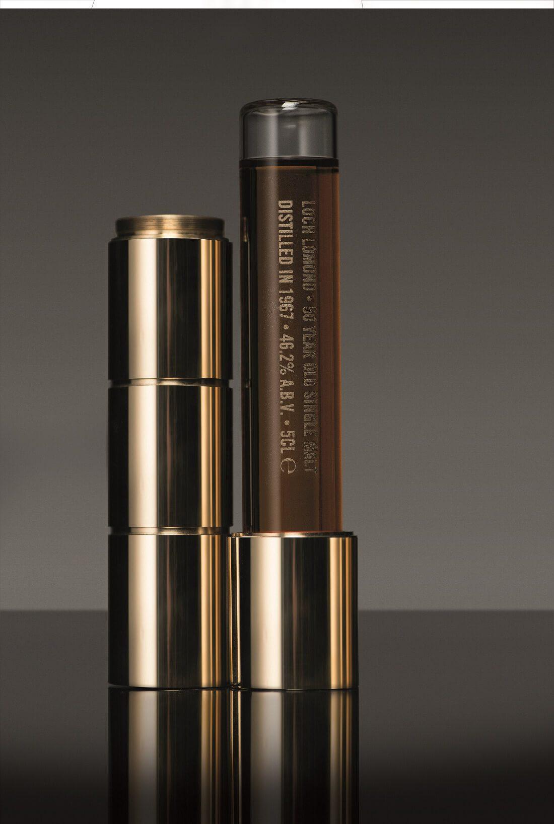 loch_lomond_50_year_old_brass_whisky_miniature_vial