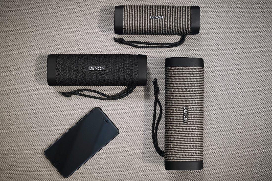 Denon - Envaya Bluetooth Speakers - Ape to Gentleman