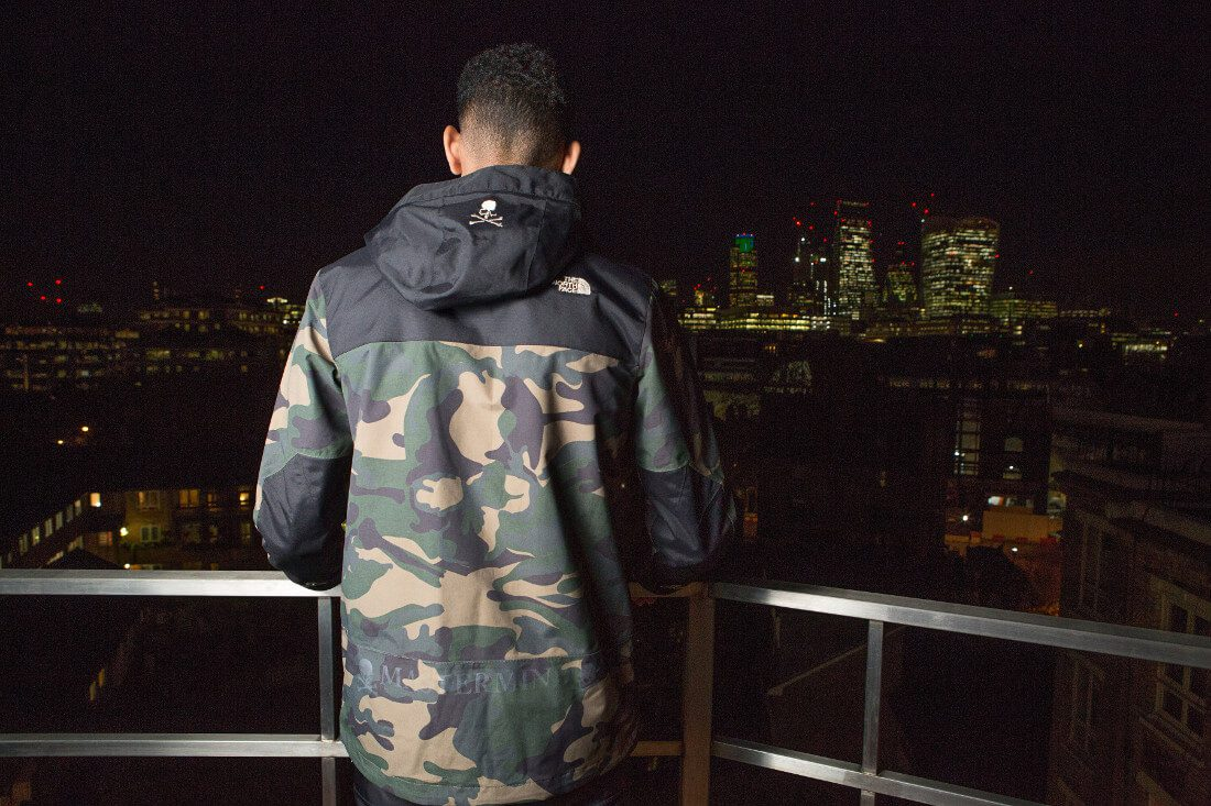 6cd85ead2 The North Face x Mastermind - Capsule Collection - Ape to Gentleman