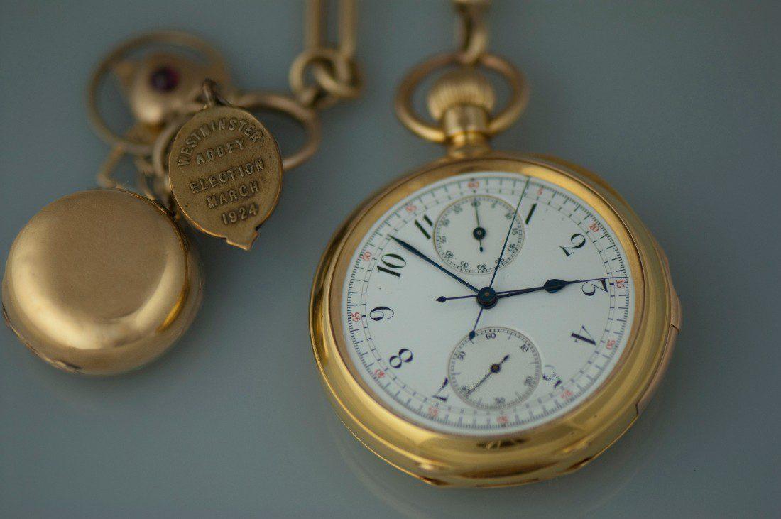 Breguet No. 765 Pocket Watch