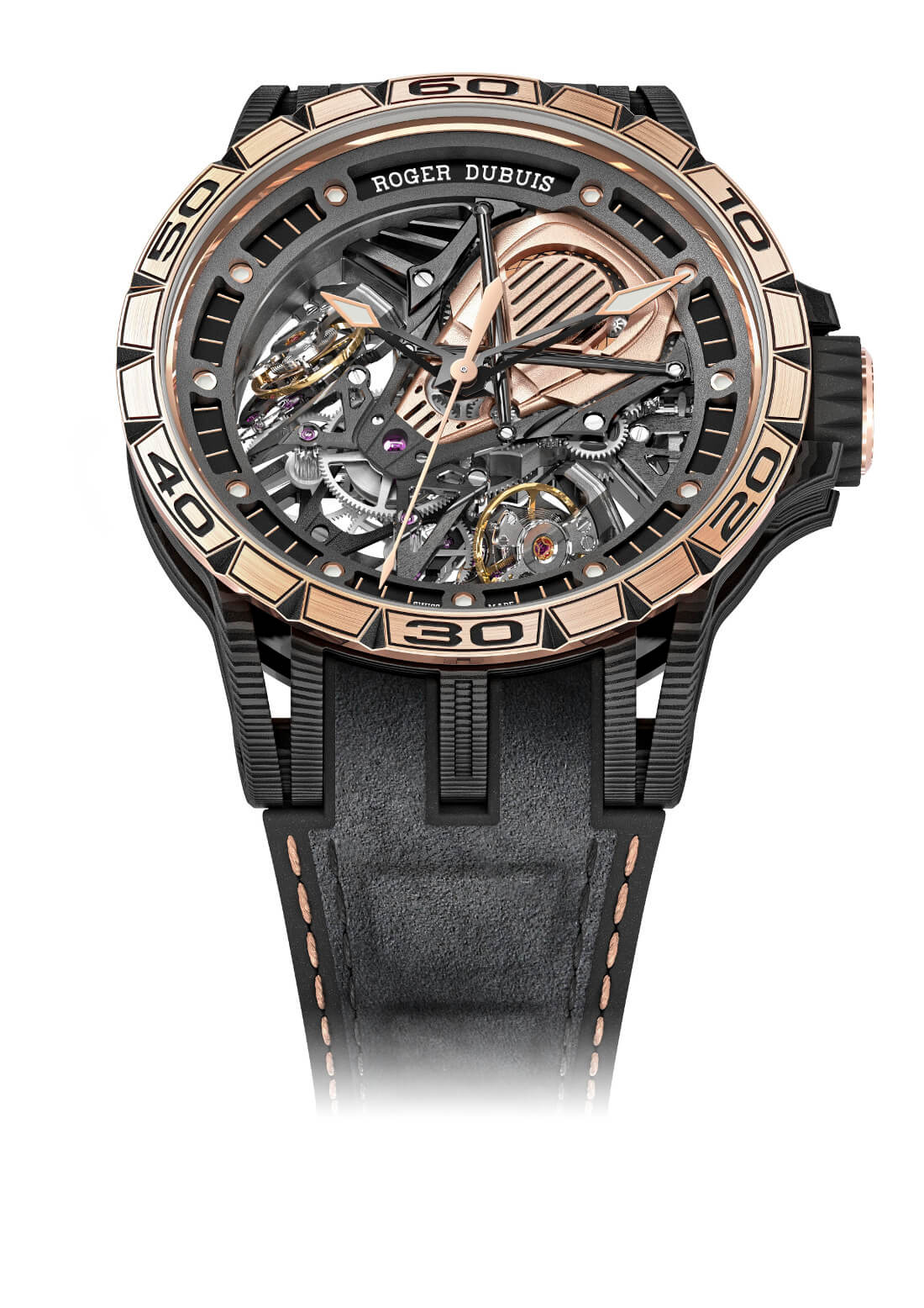 Roger Dubuis - Excalibur 2018 Watches