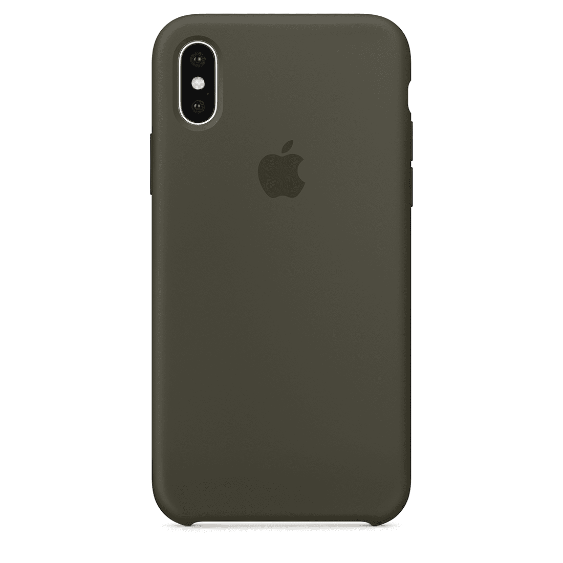 apple-iphone-x-silicone-case-in-dark-olive