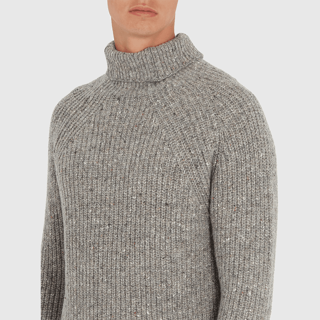 d229b57ae44 Like all good pieces of menswear the roll neck s arrival was born out of  utility – worn by submariners in the Royal Navy for instance.