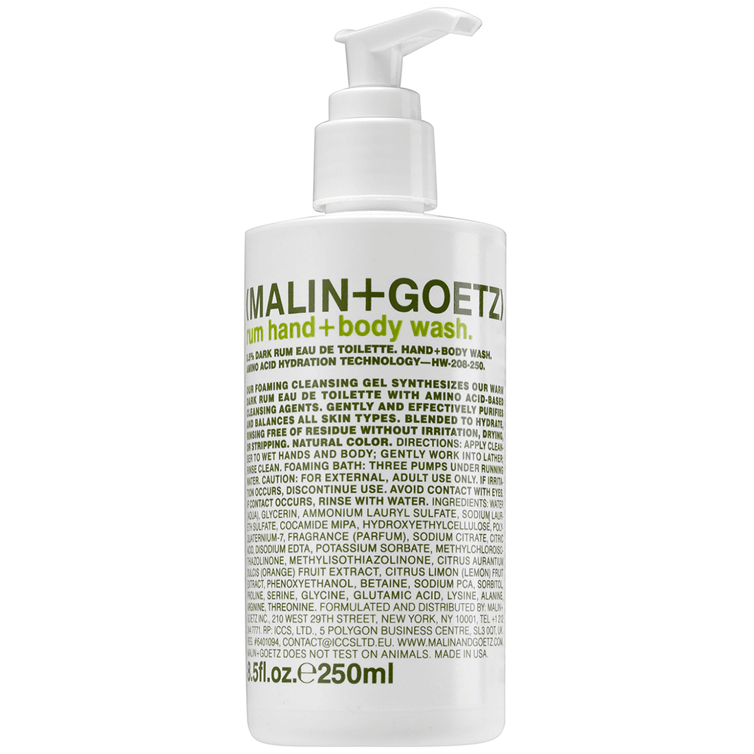 Men's Shower Gel - Malin+Goetz