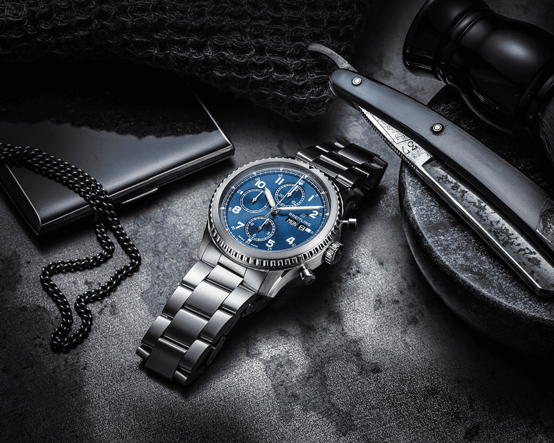 navitimer-8-chronograph-with-blue-dial-and-stainless-steel-bracelet
