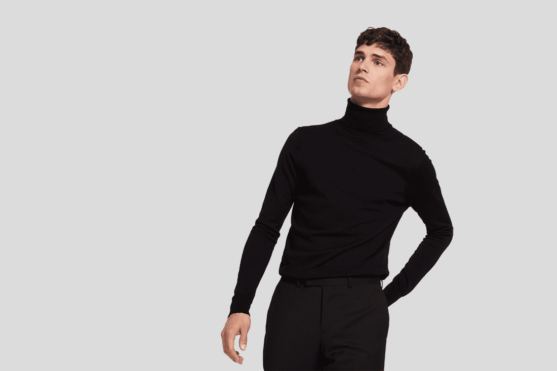 Rules of Engagement: How to Wear a Roll Neck Sweater - Ape to Gentleman